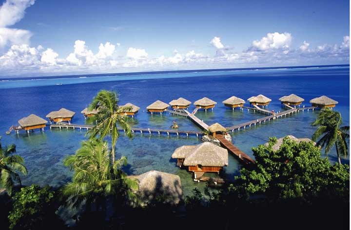 Huahine Te Tiare Resort