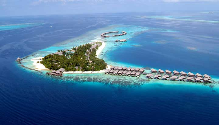 Coco Palm Bodu Hithi Resort - Maldives