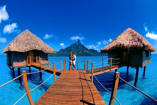 Le Meridien Bora Resort