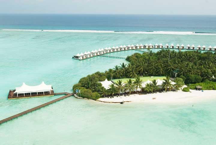 Chaaya Lagoon Hakura Huraa Resort in the Maldives