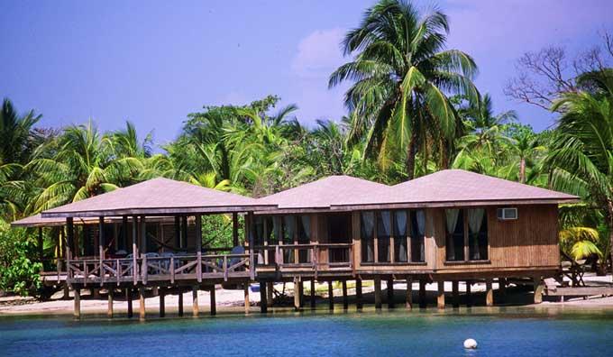 Anthonys Key overwater bungalows
