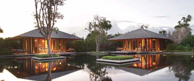 Amanyara Villas in Turks and Caicos