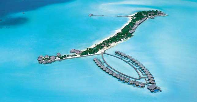 Taj Exotica Resort & Spa – Maldives