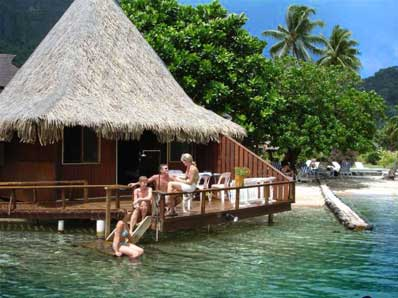 Club Bali Hai Resort in Moorea