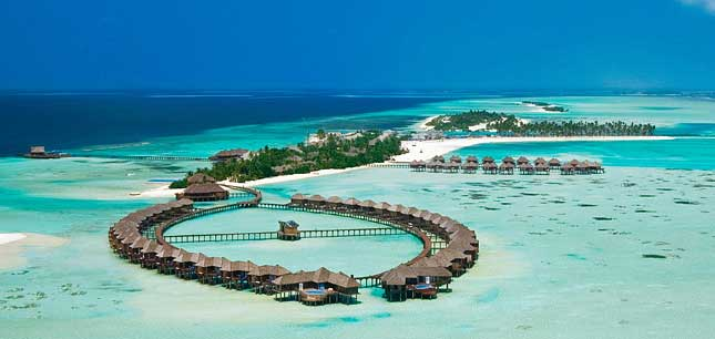 Olhuveli Beach Resort & Spa – Maldives