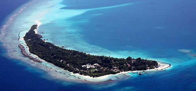 Kuramathi Island Resort – Maldives
